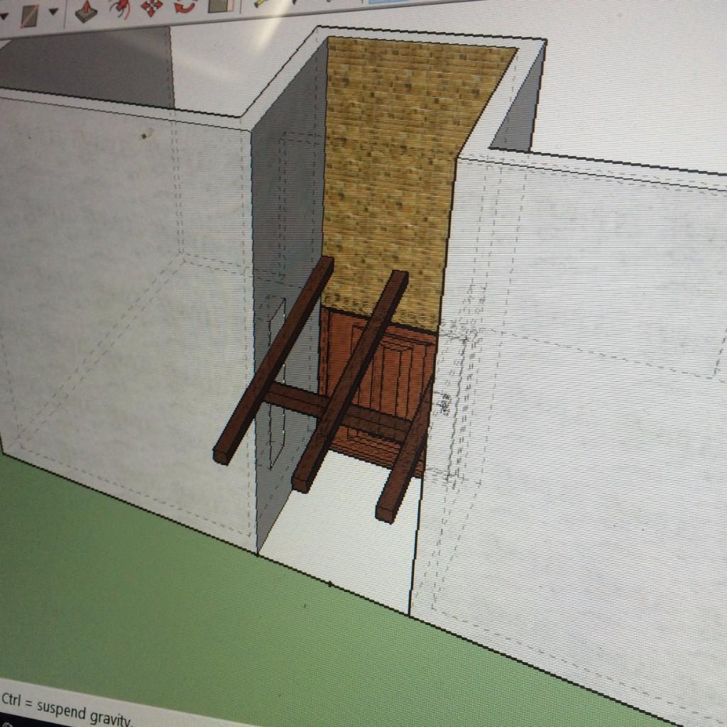 תוכנה לתכנון פרגולה עץ