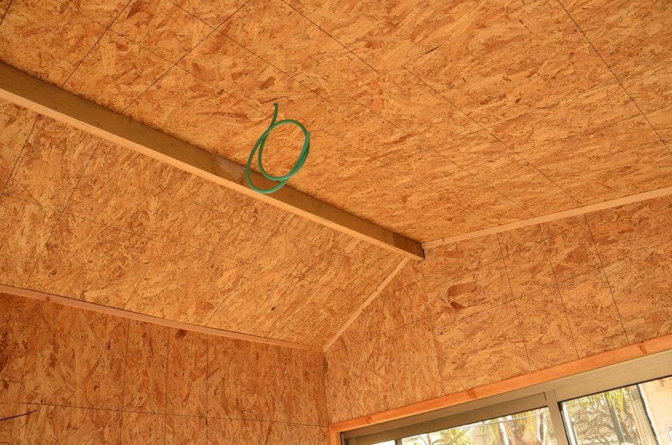 בוטקה בית קיי: מבט לתקרה